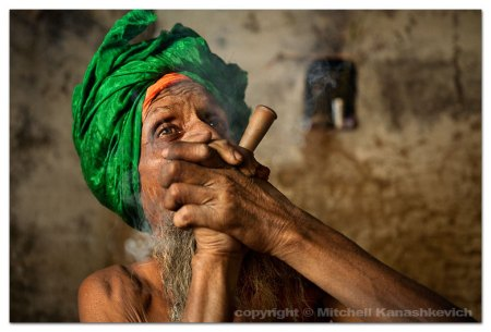 chillum-smoking