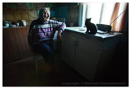 Babulya- -Cat