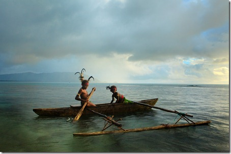 Boys-in-a-canoe-South-West-Bay-Malekula