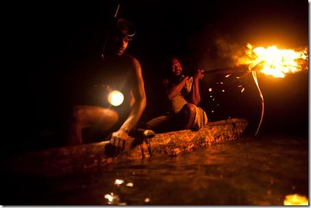 lobster hunding-Rah Lava-Banks-Vanuatu