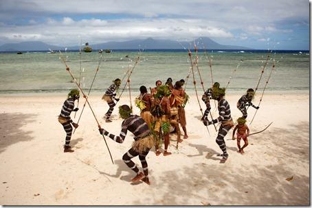 snake dance-beach-Rah Lava-Banks-Vanuatu