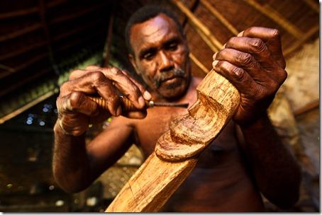 wood carving-Rah Lava-Banks-Vanuatu